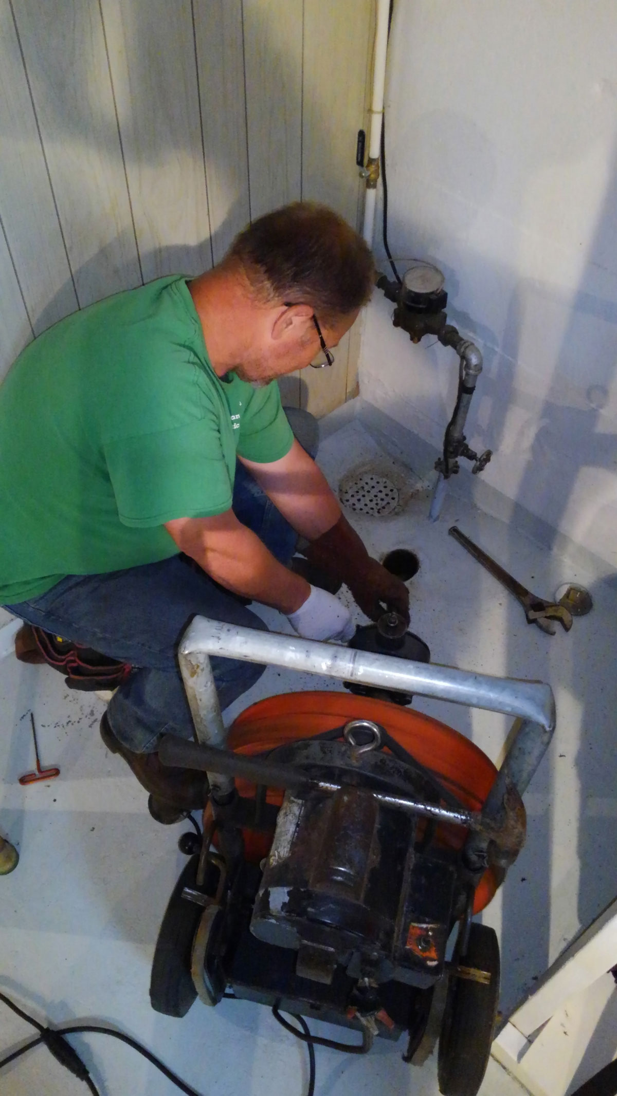 Sewer & Drain Cleaning | Advantage Septic & Drain - Central MN